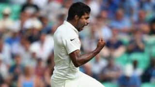 Indians in command against Cricket Australia XI at Tea in 2nd Tour Match at Adelaide