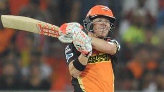 सनराइजर्स हैदराबाद ने हासिल की जीत, लेकिन वॉर्नर ने की इस विपक्षी खिलाड़ी की तारीफ