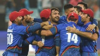 Asia Cup: Rashid, Shahzad snatch epic tie for Afghanistan