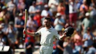 Brendon McCullum, Kane Williamson, Steven Smith among others named as Wisden's cricketers of the year