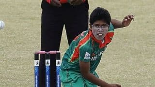 Fahima Khatun becomes first Bangladeshi Woman to take a T20 hat-trick