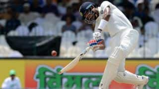 India vs Sri Lanka, 3rd Test, Day 2: Hardik Pandya's maiden century guides visitors to 487 for 9 before lunch