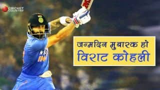 On Virat Kohli's 29th birthday day here is some interesting facts about Indian Captain