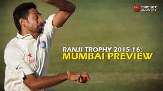 Mumbai in Ranji Trophy 2015-16: Khadoos Army aim for glory under Aditya Tare
