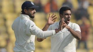 Ravichandran Ashwin Hunts down Kane Williamson after a long struggle