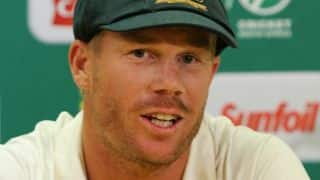 David Warner might reconsider playing all three formats after birth of child