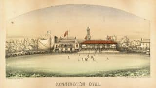 Kennington Oval, a brief history: Part 1