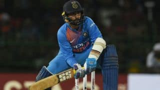 Karthik on last ball six in Nidahas Trophy final: Best cricketing moment of my life