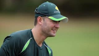 India tour will be tough for Australia, says Michael Clarke