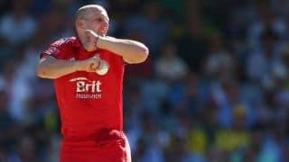England beat Scotland by 39 runs in rain-curtailed ODI