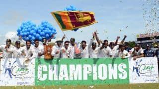 Welcome back, Sri Lanka!