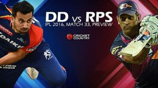 DD vs RPS, IPL 2016, Match 33 at Delhi: Preview
