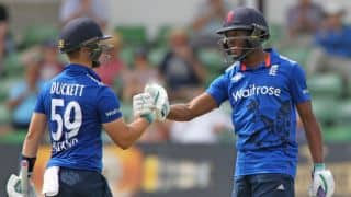 Duckett, Bell-Drummond register 2nd highest List A partnership