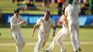 Ryan Harris unsure of Test return against Pakistan
