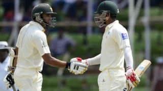 Bangladesh vs Pakistan 2015, Live Cricket Score: 1st Test at Khulna, Day 4