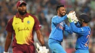 Krunal Pandya wanted to get Kieron Pollard out: Rohit Sharma