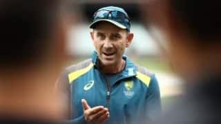 ऑस्ट्रेलियाई टीम के कोच लैंगर को लॉडर्स टेस्ट में सपाट विकेट मिलने की उम्मीद