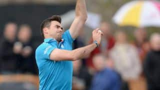 James Anderson booed by Indian fans at Trent Bridge in 3rd ODI between India and England