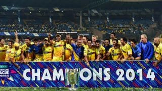 Suresh Raina's whirlwind ton helps CSK lift CLT20 2014 with 8-wicket victory over KKR