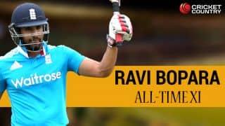 Bopara includes Kohli, Tendulkar and Sehwag in his all-time XI