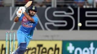 4th ODI: Rishabh Pant eyes World Cup spot as India ponder changes