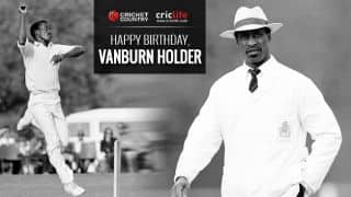 Vanburn Holder: 14 facts about the fast bowler who later became an umpire
