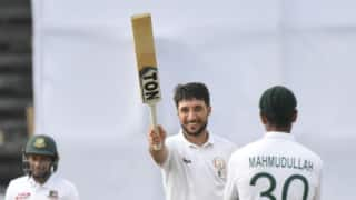 Chattogram Test, BANvAFG: Rahmat Shah hits century as Afghanistan to 271/5 against Bangladeshon on Day 1