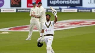 In Pics - England vs Pakistan 2020, 1st Test, Day 2, Manchester