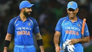 MS Dhoni indispensible in ODIs?