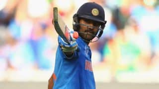 Rohit to feature in Mumbai's upcoming Vijay Hazare Trophy 2016-17 ties