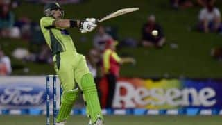 Misbah-ul-Haq backs Pakistan to win ICC T20 World Cup 2016