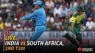 Live Cricket Score, India vs South Africa 2nd T20I: South Africa elect to bowl, Shardul Thakur replaces Jasprit Bumrah