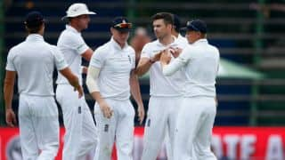 South Africa bowled out for 313 on Day 2 of 3rd Test vs England at Johannesburg