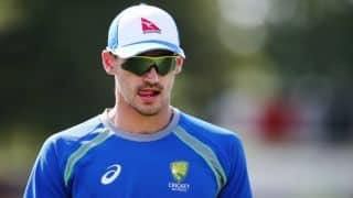 Mitchell Starc eyes return in domestic cricket ahead of The Ashes 2017-18