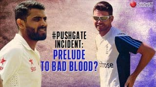 James Anderson-Ravindra Jadeja 'Pushgate' incident: Prelude to bad blood?