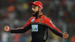 बैंगलुरू ने टॉस जीतकर मुंबई को पहले बल्लेबाजी का दिया मौका