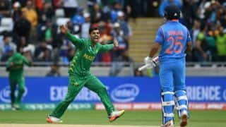 Pakistan's Shadab Khan is fit for the World Cup