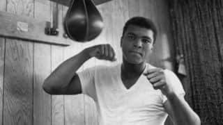 Muhammad Ali's funeral footage reportedly put on a sale for 1 million dollars