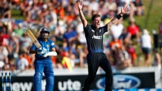 New Zealand vs Sri Lanka 2014-15, 5th ODI at Dunedin Preview: Visitors look to fight their way to levelling series