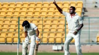 Ranji Trophy 2015-16, Stumps, Day 3: Assam need 354 runs to beat Karnataka