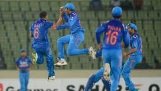 India vs Bangladesh 2014: Visitors have eyes set on whitewash