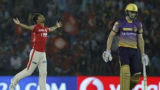 Photos: KXIP vs KKR, IPL 2017, Match 49 in Mohali