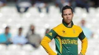Farhaan Behardien eyes South Africa ODI call-up