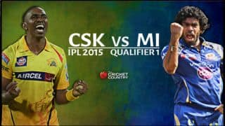 Live Cricket CSK vs MI, IPL 2015 Qualifier 1,CSK 162 in 19 overs: MI win by 25 runs, reach final of IPL 2015