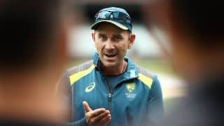 Justin Langer slams Sachin Tendulkar's criticism of Australia's defensive mindset