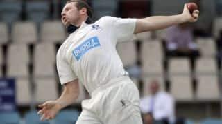 Jon Holland replaces Steve O'Keefe in Australian side for Sri Lanka Test series 2016