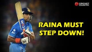 Suresh Raina's form should force India to take drastic step for remaining ODIs vs South Africa