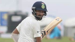 Pujara becomes 1st Indian to slam 12 First-Class double hundreds