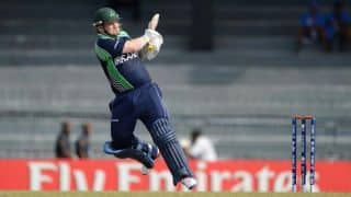 Live Cricket Score: Ireland vs UAE ICC World T20 2014 Group B qualifier match at Sylhet
