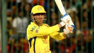 IPL 2018, Dhoni becomes the first captain to score 5,000 runs in T-20 cricket